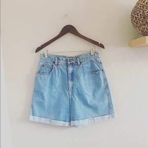 Vintage denim Shorts | 12